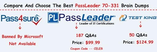 PassLeader 70-331 Exam Questions[24]