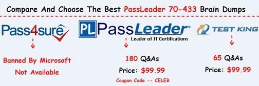 PassLeader 70-433 Exam Dumps[27]